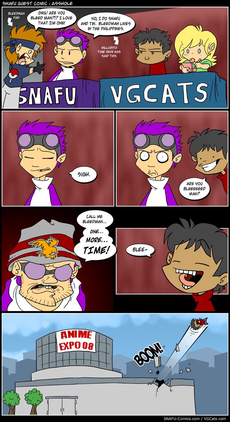 VG Cats! Comics