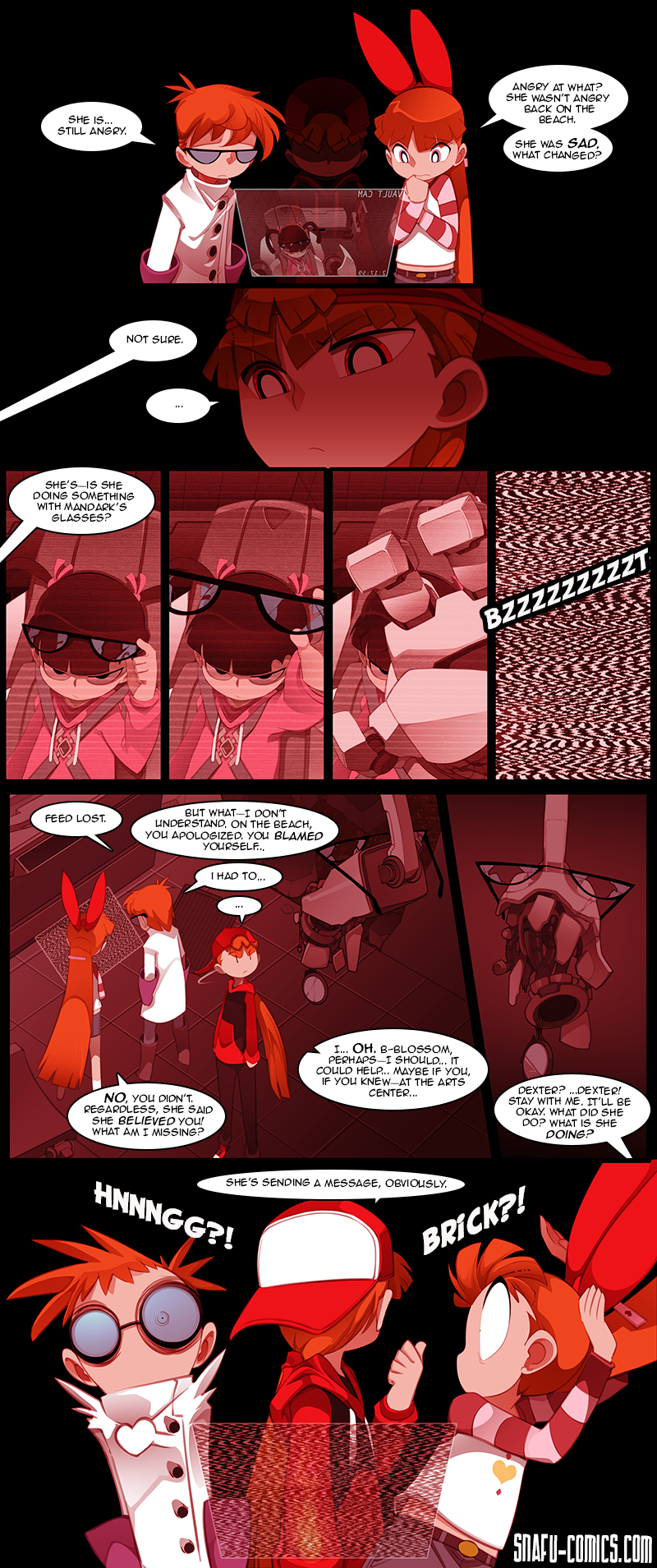 SNAFU Comics